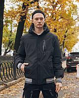 Зимова чоловіча куртка Omar двостороння