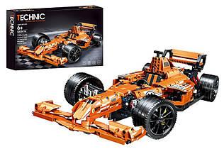 Конструктор Суперкар Ензо Феррари F1 TECHNIC QL0414, 1396 дет.
