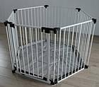 Барьер Maxigate 350 см для детей до 24 месяцев, фото 3