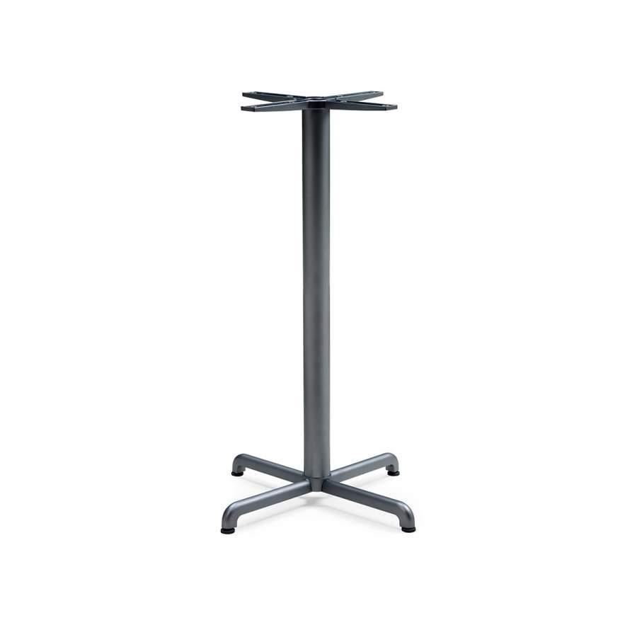 Основа для високого стола Calice Alu h107см antracite