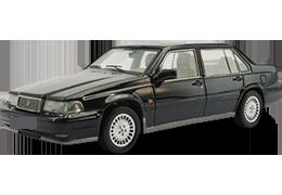 Коврики в салон для Volvo (Вольво) 940 1990-1998