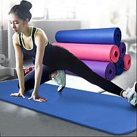 Коврик для йоги и фитнеса Power System Fitness Yoga Синий