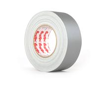 Матовая клейкая лента Le Mark MAGTAPE™ MATT Tape Cloth LM 500 25mm X 50m SILVER (CT50025S)