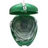 Бесконтактная маска для искусственного дыхания с аксессуарами TW8343, фото 3