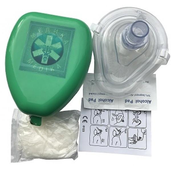 Бесконтактная маска для искусственного дыхания с аксессуарами TW8343