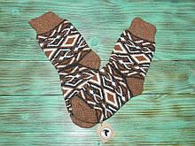 Носки из ангорской шерсти 23 см; 24 см