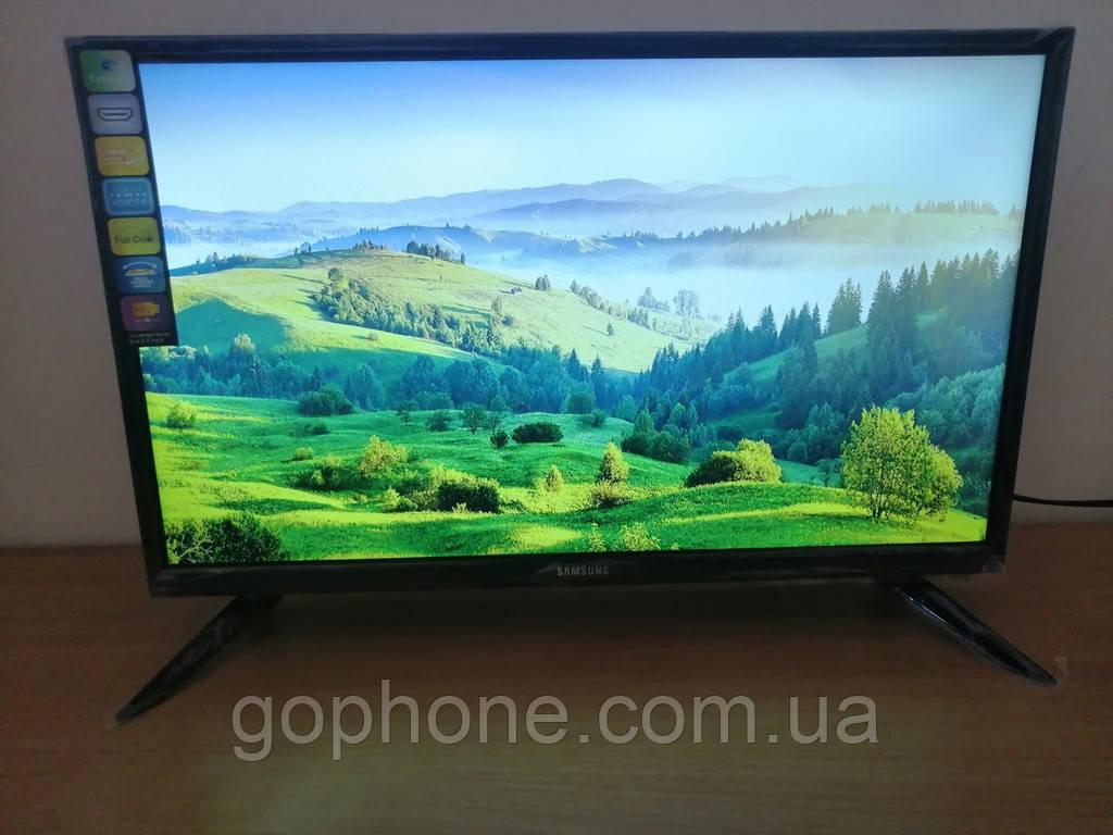 """LED телевизор Samsung 24"""" СМАРТ приставка в ПОДАРОК (FullHD/DVB-T2/USB)"""