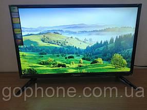 "LED телевізор Samsung 24"" СМАРТ приставка в ПОДАРУНОК (FullHD/DVB-T2/USB)"