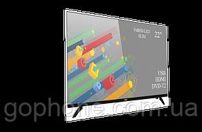 """Телевізор Ergo Ерго 22"""" СМАРТ приставка в ПОДАРУНОК Full HD/DVB-T2/USB (1080р), фото 2"""