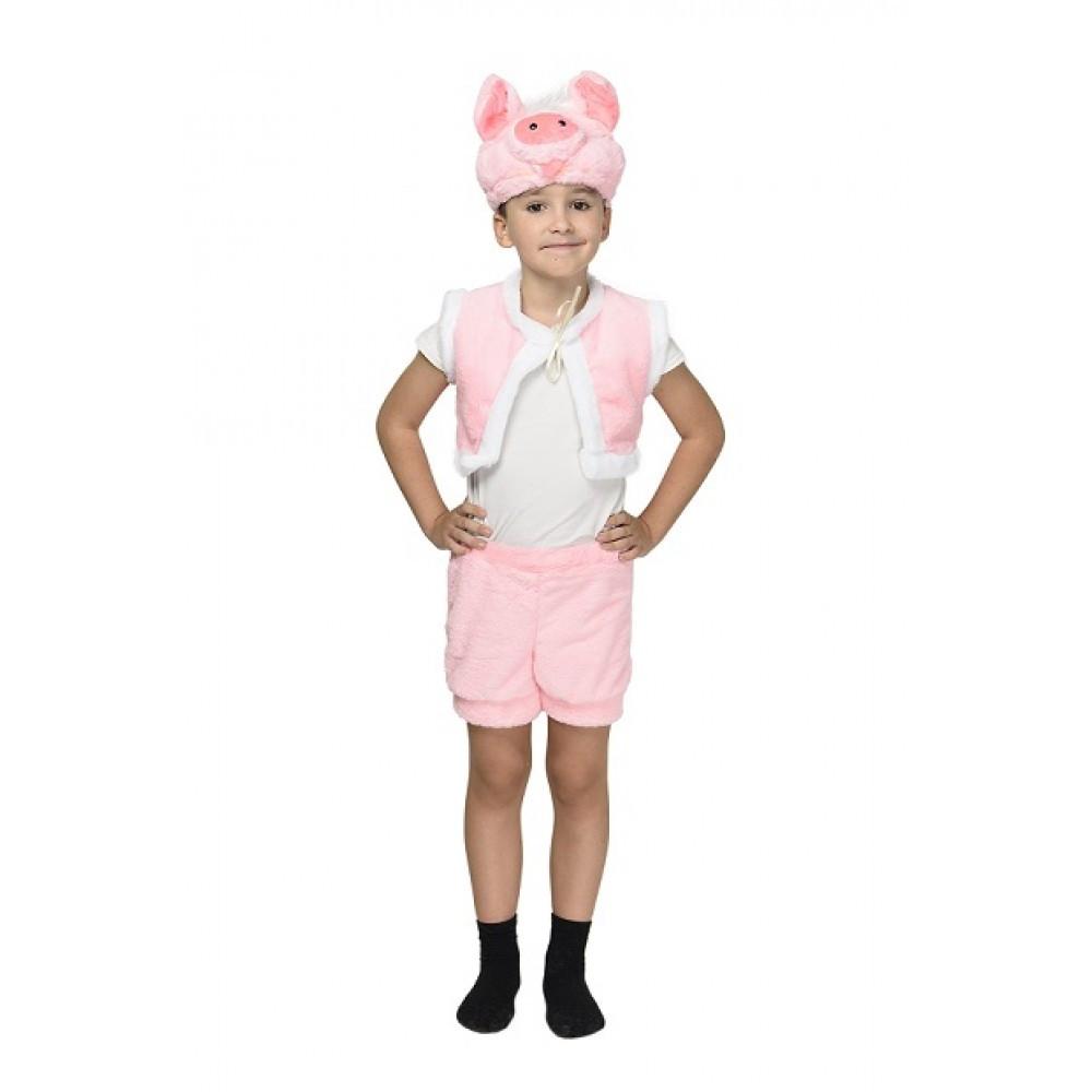 Маскарадный костюм Поросенка для мальчика.