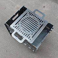 Решетка гриль (подставка под котелок или сковороду к мангалам Вулкан)