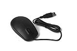 Максимально комфортная проводная Мышь USB DELL MS111 для компьютера и ноутбука Черный, фото 3