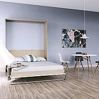 Шкаф-кровать двухспальная 200х160 Smartbed