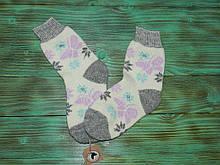Носки из ангорской шерсти 23 см