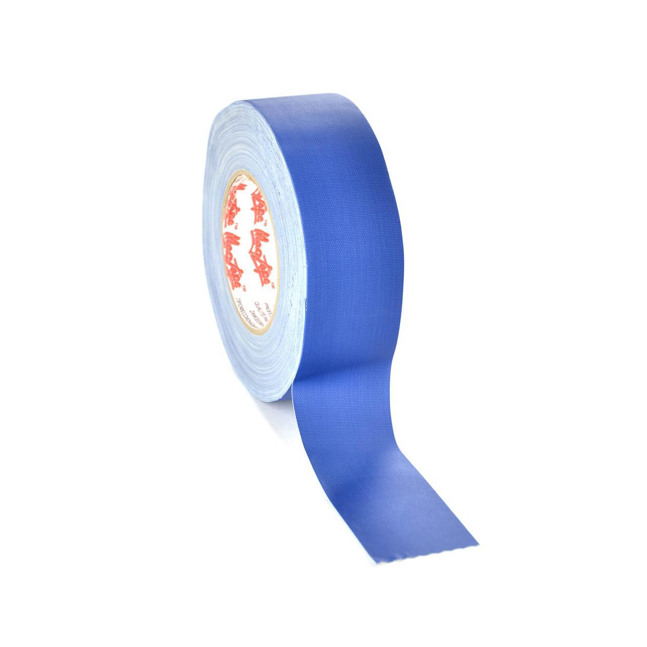Матовая клейкая лента Le Mark MAGTAPE™ MATT Tape Cloth LM 500 50mm X 50m BLUE (CT50050B)