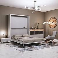 Шкаф-кровать двухспальная 200х160 Sofia