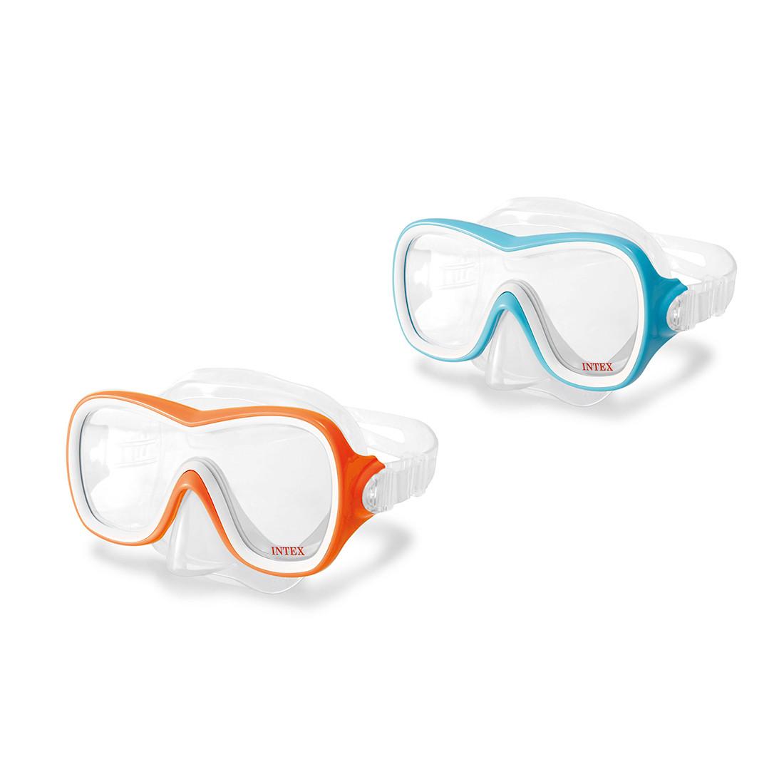 Маска для плавания Intex 55978 Wave Rider Masks