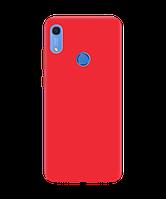 Чехол силиконовый для Huawei Y6s Red