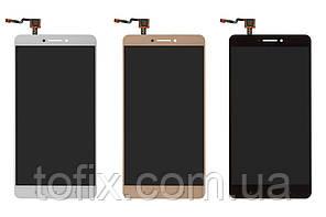 Дисплей для Xiaomi Mi Max, Mi Max Pro, Mi Max Prime, модуль в сборе (экран и сенсор), оригинал