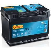 Centra 6СТ-70АзЕ Start Stop EFB CL700 Автомобильный аккумулятор, фото 2