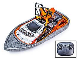 Машинка-катер-квадрокоптер на радиоуправлении DPR Toys 3 в 1 (TH321)