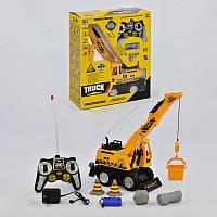 Кран на р/у Small Toys 689-17 (2-39779)
