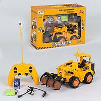 Трактор на радіокеруванні Small Toys 8029 E (2-78351)