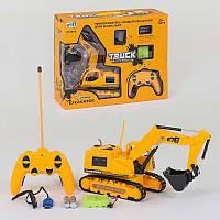 Екскаватор на р/у Small Toys 8035 Е (2-78992)