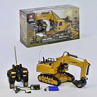 Екскаватор на радіокеруванні Small Toys XM 6810 L (2-49946)