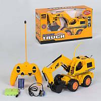 Экскаватор на радиоуправлении Small Toys 8058 E (2-78348)