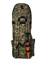 Рюкзак для металошукача і лопати Digger Standart (піксель, пісочний), фото 2