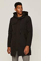 Куртка чёрная утепленная Medicine