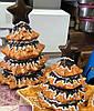Банка для сладостей керамическая Елка-печенье 2л