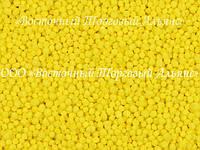 Рис воздушный - Шарики жёлтые