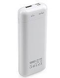 Батарея універсальна Vinga 10000 mAh glossy white (VPB1MWH), фото 7