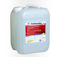 Моющее средство для послестроительного клининга, малопенное, концентрат, PRIMATERRA MK мп (11кг)
