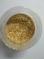 Кандурин пищевой Золотой бриллиант 5г