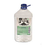 Дезинфицирующее средство для поверхностей без отдушки SOLO sterile (4.2 кг) Пет тара
