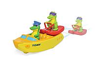 Крокодил на водных лыжах T72358 Tomy