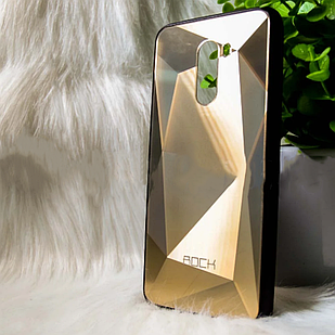 Чехол Xiaomi Pocofone F1 Золотой