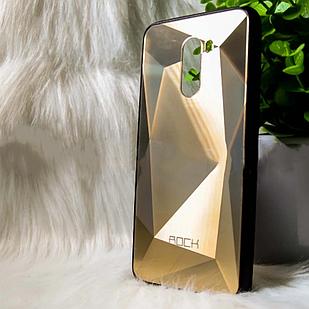 "Чохол Xiaomi Pocofone F1 ""Rock 3D"" Золотий (gold)"