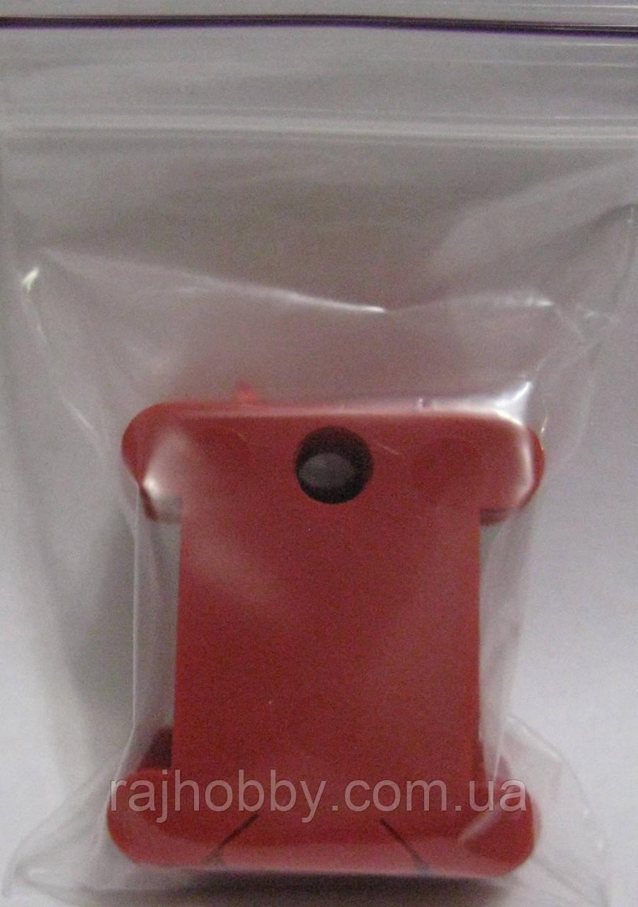 Spark Beads Бобины для мулине пластиковые красные 20шт