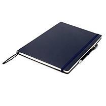 Книга записная Axent Partner 8203, A4, 210x295 мм, 100 листов, клетка, твердая обложка, фото 3
