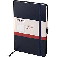 Книга записная Axent Partner 8203, A4, 210x295 мм, 100 листов, клетка, твердая обложка