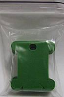 Spark Beads Бобины для мулине пластиковые зеленые 20шт