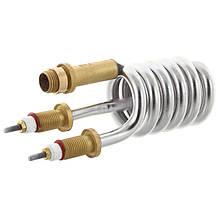 ТЭН для водонагревателя ZERIX ELH-3000B ELW10 и ELW11 (с индик. темп.) (ZX3046)