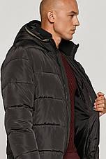 Зимова коротка чорна чоловіча куртка Medicine, фото 3