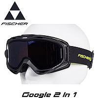 Горнолыжная маска FISCHER Google 2 In 1