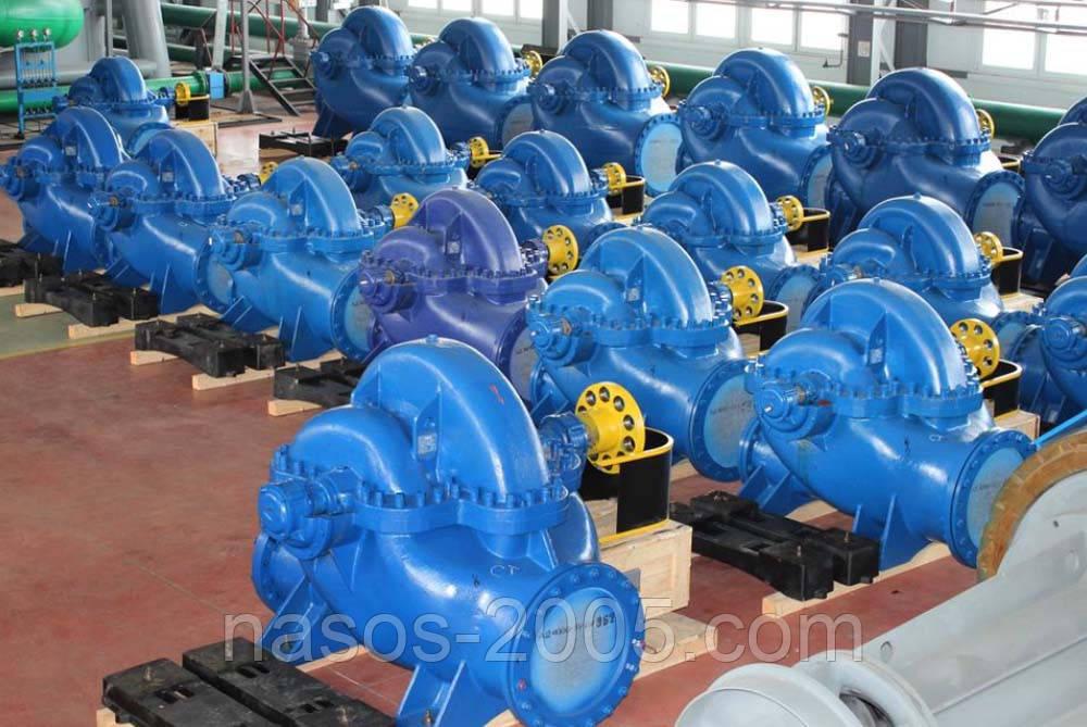 Насос Д 4000-95-2 для воды и агрегат центробежный Д4000-95