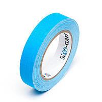 Флуоресцентная клейкая лента Le Mark PRO-GAFFER™ TAPE FLUORESCENT 19MM X 25YDS Blue (PROGAFF19NBL), фото 1